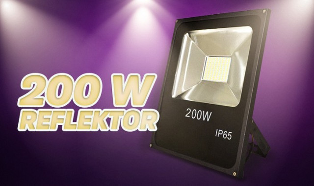 Premium LED reflektor