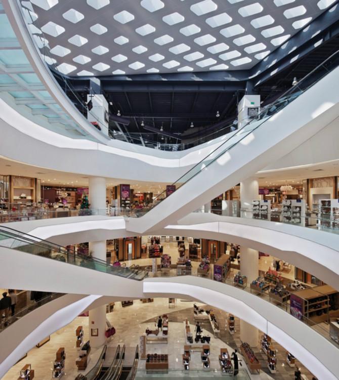 Rad na tržnom centru Liverpool u Meksiko Sitiju odredio je pravac Đurđine karijere