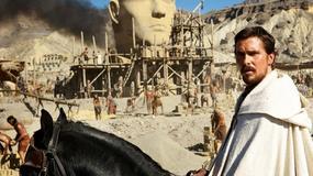 """""""Exodus: Gods and Kings"""": zobacz zwiastun biblijnego widowiska Ridleya Scotta"""