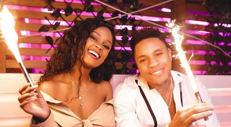 Why I have been off Music since I started dating Rotimi - Vanessa Mdee