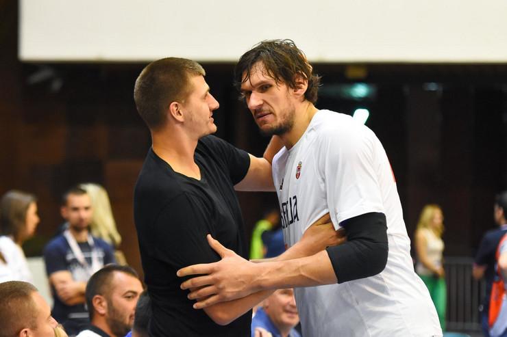 Nikola Jokić, Boban Marjanović