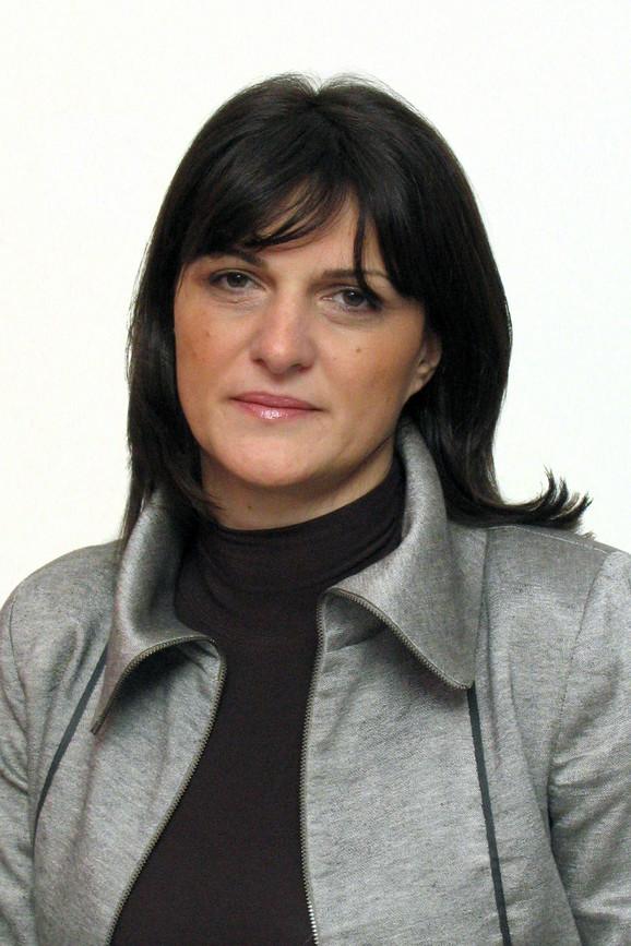 Jelena Ivanović, direktor sektora za poslove sa stanovništvom Komercijalne banke