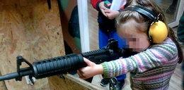 W Polsce na strzelnicy strzelają już 4-latki