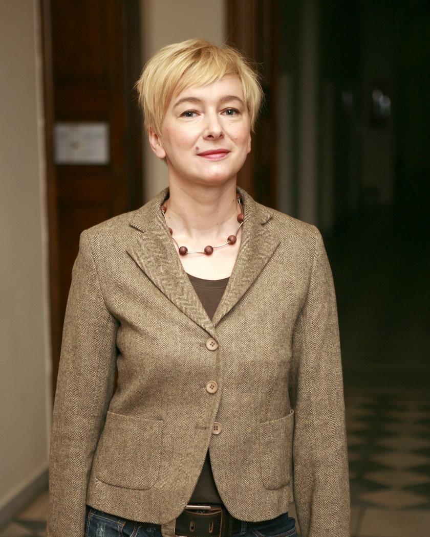 Mirosława Stachowiak-Różecka (41 l.), kandydatka PiS na prezydenta Wrocławia