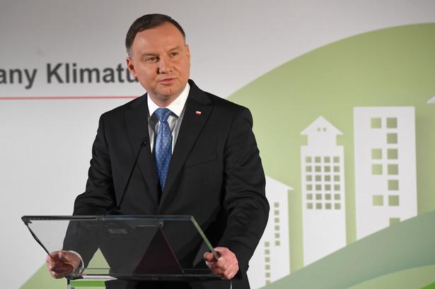 Andrzej Duda w Telewizji Trwam odniósł się do toczącego się w Polce sporu o sądownictwo