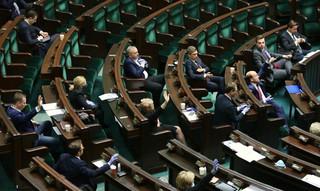 Tarcza antykryzysowa. Sejm uchwalił specustawę o wsparciu dla firm