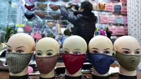 W Chinach pojawiły się podrabiane maski przeciwpyłowe