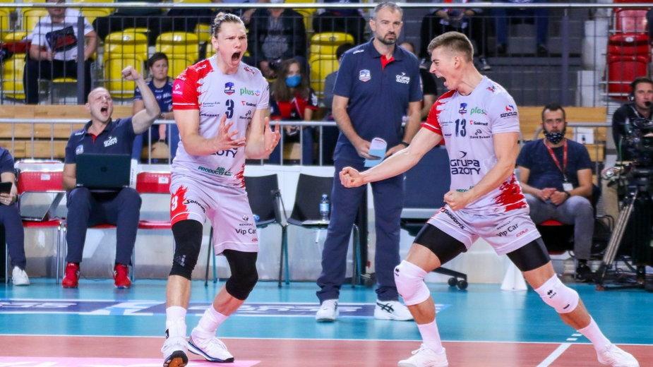 Kamil Semeniuk i Jakub Kochanowski