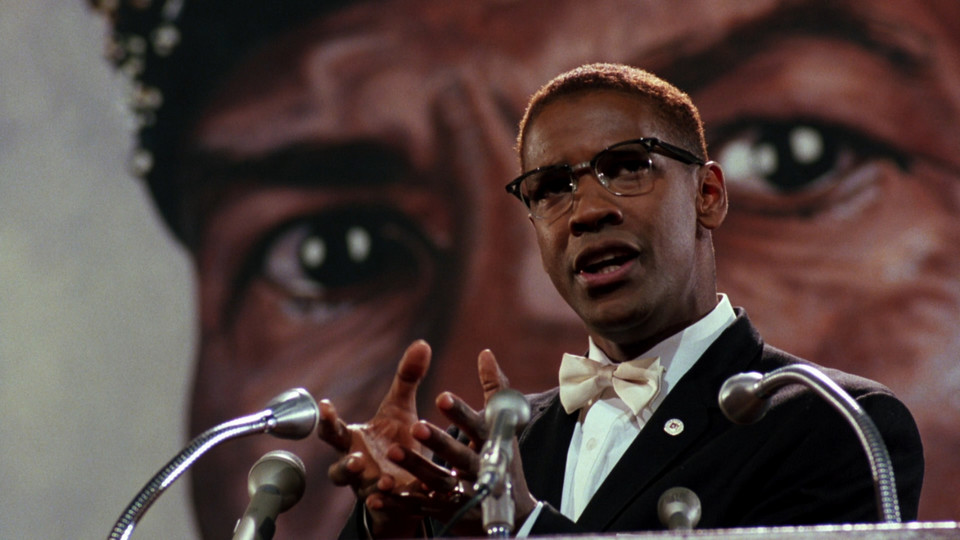 """Malcolm X"", reż. Spike Lee, 1992 r."