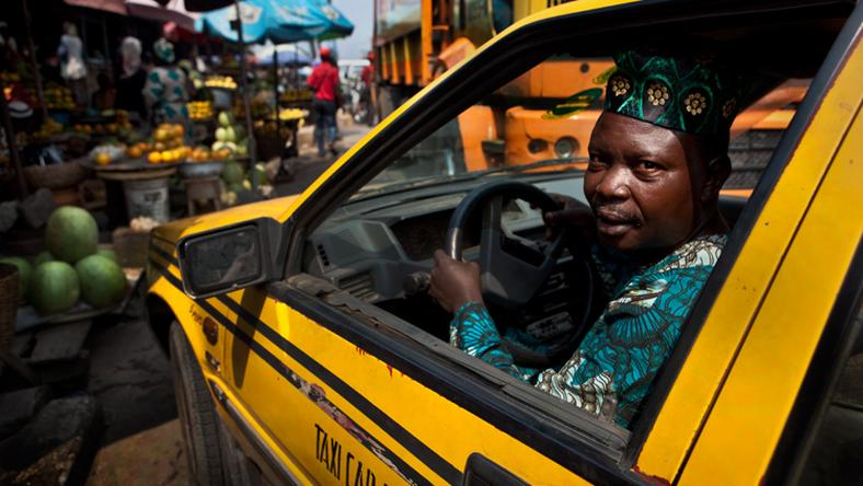 Lagos is much bigger and most parts have become forgettable due to capitalism