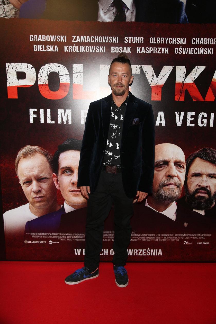 "Premiera ""Polityki"" Patryka Vegi"