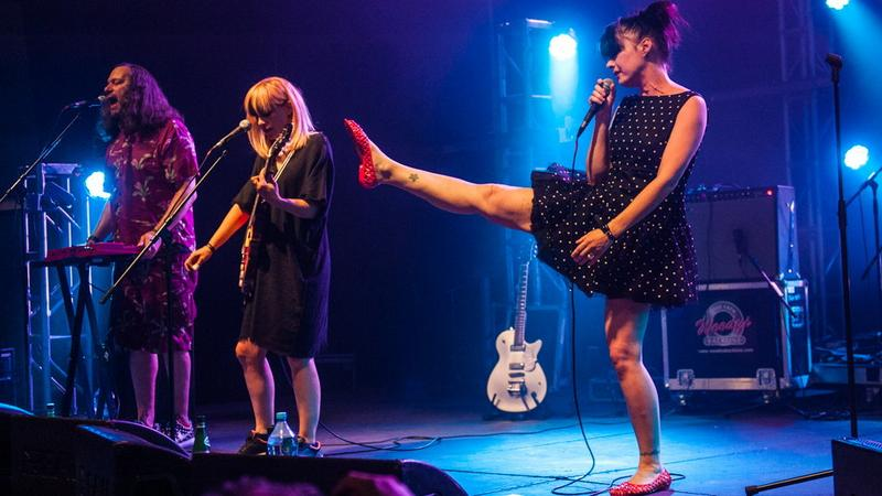 The Julie Ruin / OFF Festival 2015 Katowice