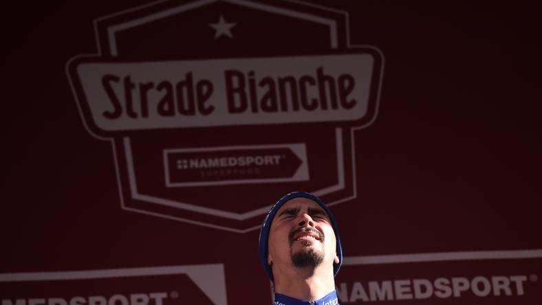efe7da6390c896 Strade Bianche: zwycięstwo Juliana Alaphilippe'a - Sport