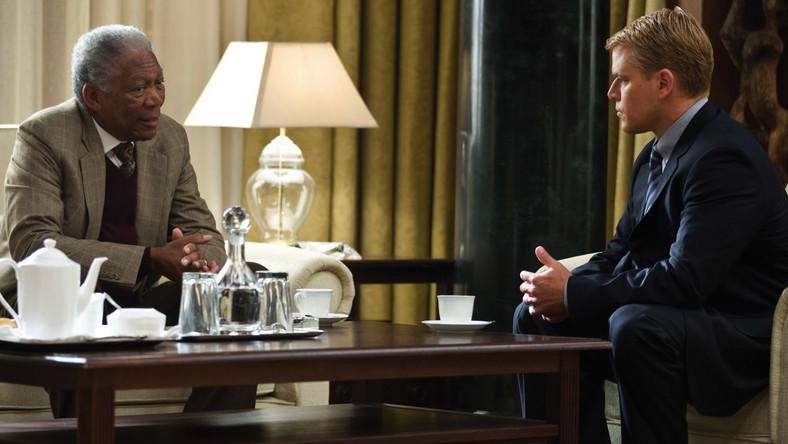 Sport i polityka, Morgan Freeman i Matt Damon. A wszystko u Eastwooda.