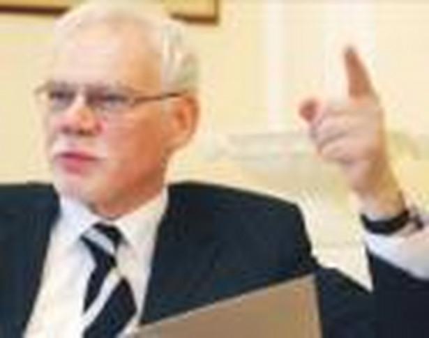 W opinii byłego prezesa Trybunału Konstytucyjnego prof. Marka Safjana, częstotliwość korzystania przez polskie sądy z ENA świadczy o tym, że okazał się on środkiem bardzo potrzebnym w polskim prawie. Fot. GP
