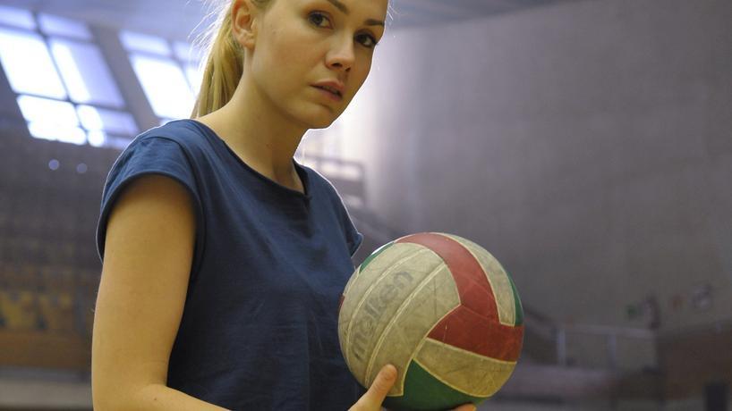 Olga Bołądź jako Agata Mróz