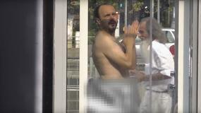 Arkadiusz Jakubik w akcji Kultura Na Widoku
