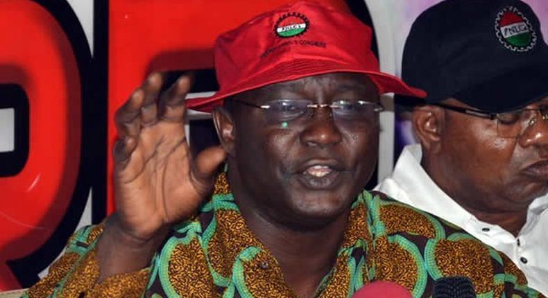 NLC President, Mr. Ayuba Wabba