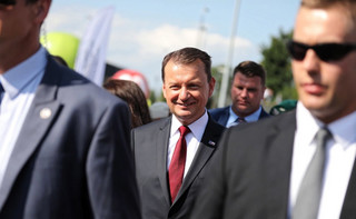 Błaszczak: Polska może się rozwijać, kiedy będzie bezpieczna