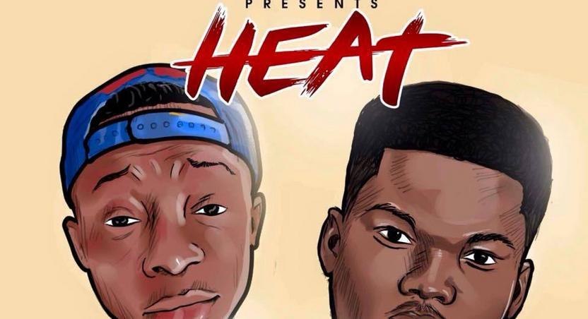 HotSource - Heat feat. Yung Pabi artwork
