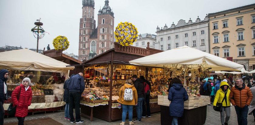 W Krakowie rozpoczęły się Targi Wielkanocne