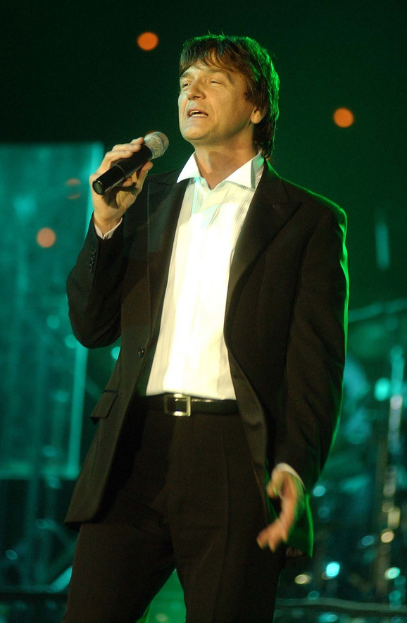 Zdravko Čolić pevaće u Novom Sadu