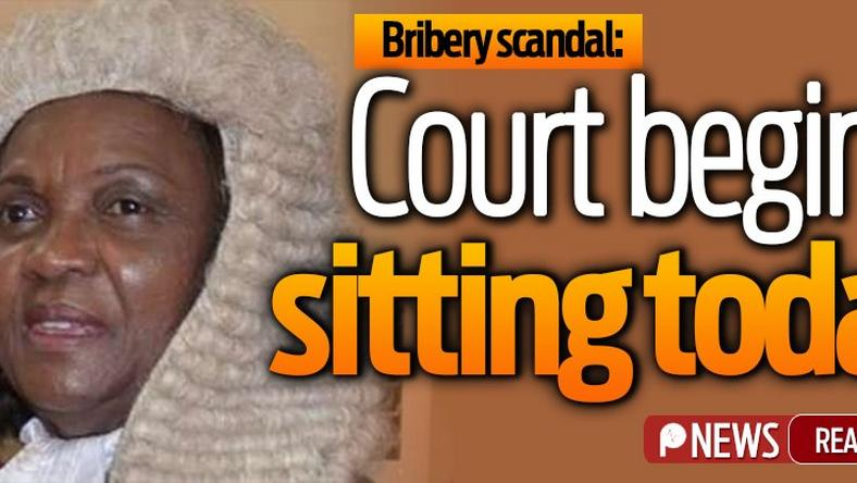 The High Court assigned to adjudicate all cases filed in respect of the  bribery scandal revealed by ace investigative journalist, Anas Aremeyaw Anas  and his ...