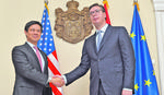 SAZNAJEMO Trampov specijalac se kod Vučića raspitivao za ruski uticaj na Balkanu