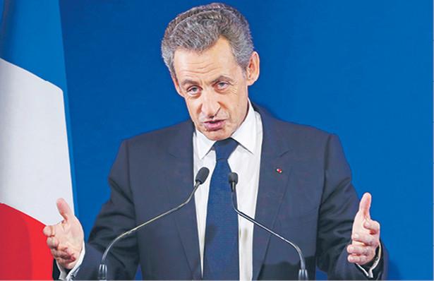 Nicolas Sarkozy były prezydent Francji