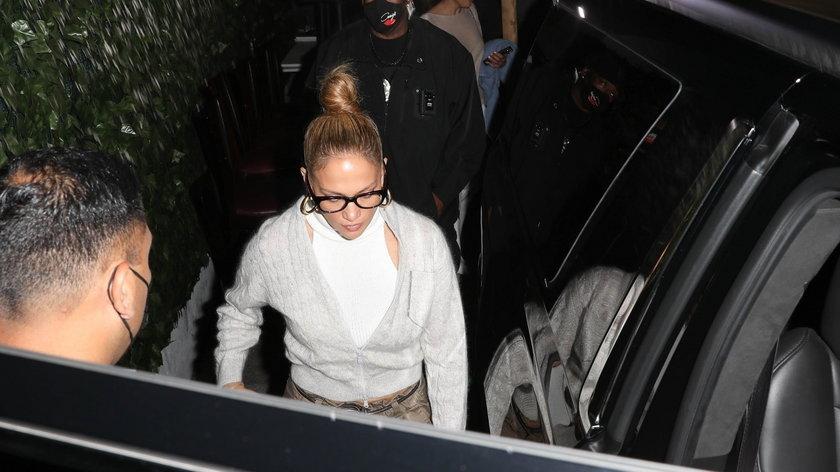 Jennifer Lopez i Ben Affleck po 20 latach znów są razem. Paparazzi przyłapali ich podczas romantycznego obiadu
