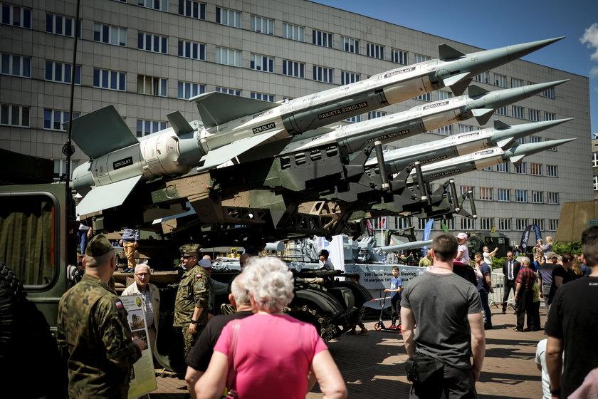 Katowice. Piknik militarny z okazji 100-lecia Powstań Śląskich