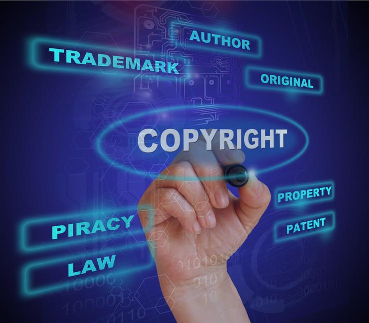Autorska prava, kopirajt