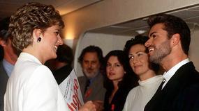 """Księżna Diana i George Michael mieli romans? """"Cały czas ze sobą flirtowali"""""""