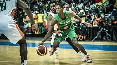 Afrobasket: Le Sénégal cède face à la Côte-d'Ivoire [65 - 75]
