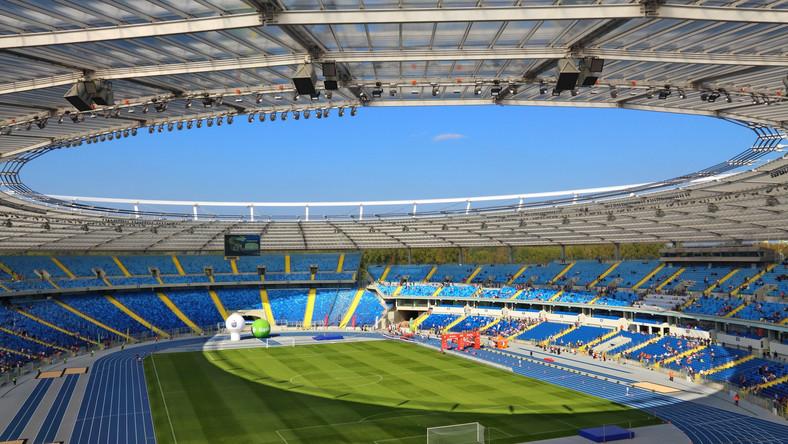 Mecz z Ukrainą zostanie rozegrany na Stadionie Śląskim
