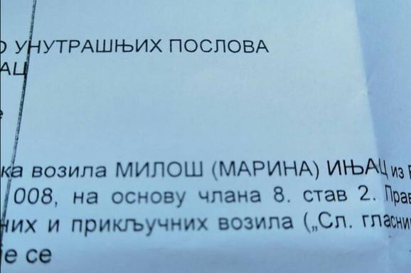 Kada je policija videla šta Milošu iz Beograda piše u ličnoj karti ODMAH SU ZVALI ŠEFA, proverite svoju