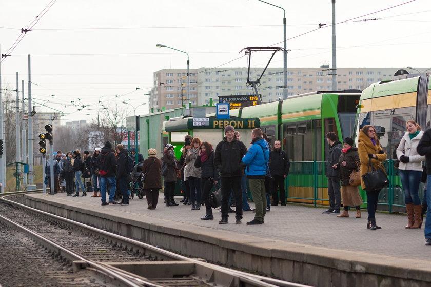 Będzie remont na trasie Poznańskiego Szybkiego Tramwaju