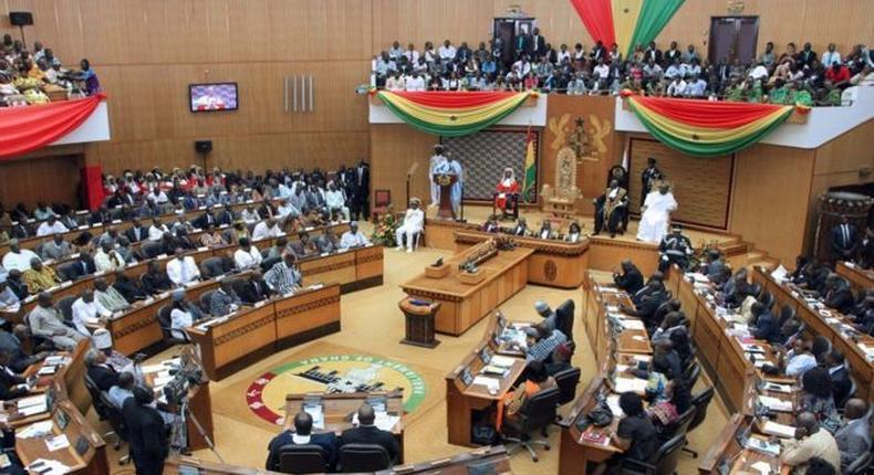 Ghana's Parliament