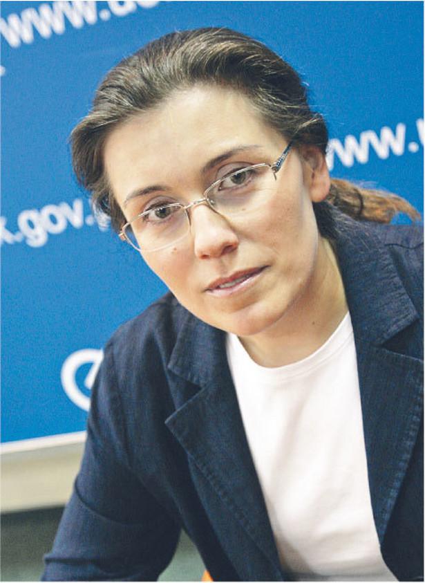 Małgorzata Krasnodębska-Tomkiel Fot. Wojciech Górski