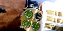 Cristiano Ronaldo ma cztery zegarki w jednym