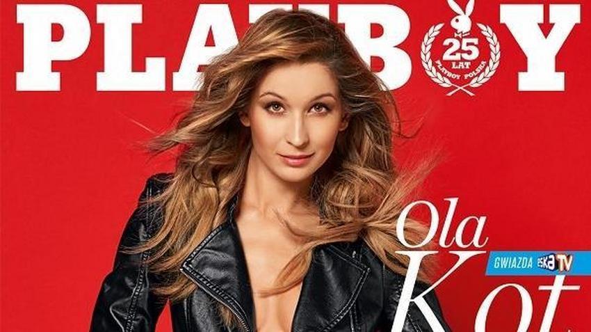 Ola Kot Prezenterka W Bikini Lepiej Wygląda Niż W Playboyu