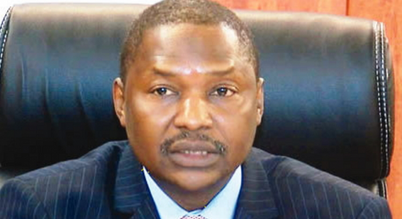 Attorney-General of the Federation and Minister of Justice Abubakar Malami. [TheNigerialawyer]
