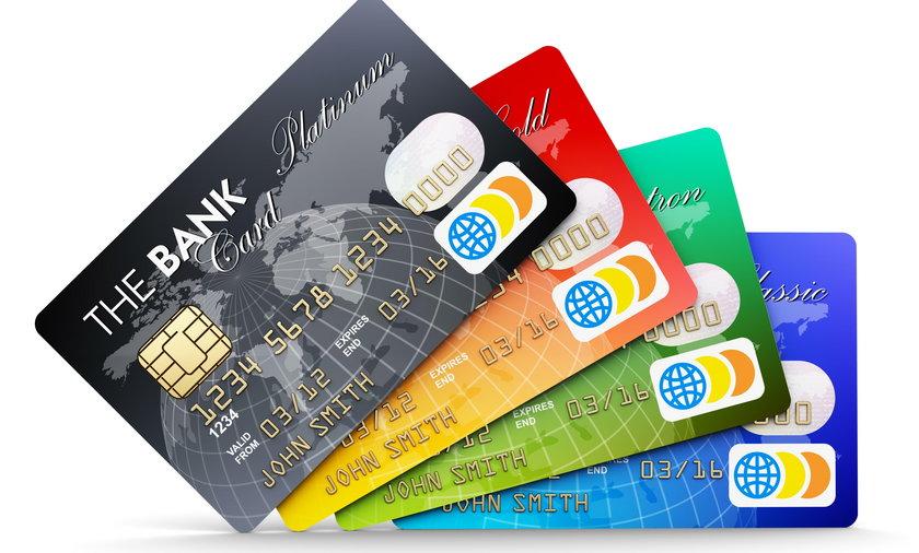 Karta płatnicza.