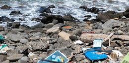 Rajskie plaże toną w śmieciach. Plastik przywiał wiatr!