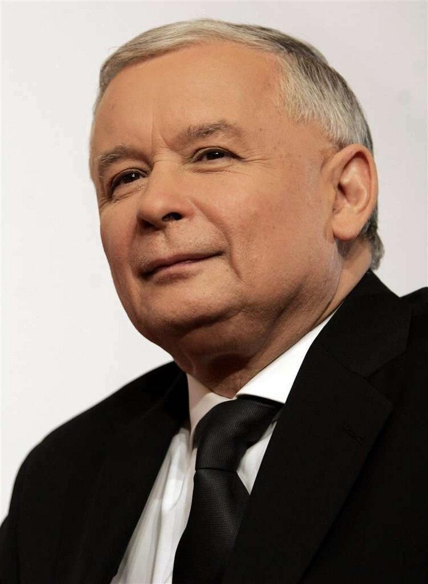 Kaczyński do Rymanowskiego: Pana żarty i zachowania są...