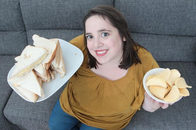 Ejpril jede samo sendviče sa sirom