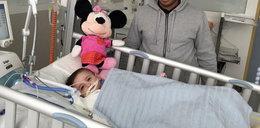 Mała Marwa wybudziła się ze śpiączki. Lekarze nie pozostawiają złudzeń