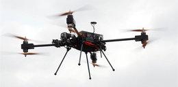 Nowe zastosowanie dronów na morzu