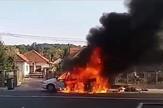 automobil u plamenu rtv mag skrinsot