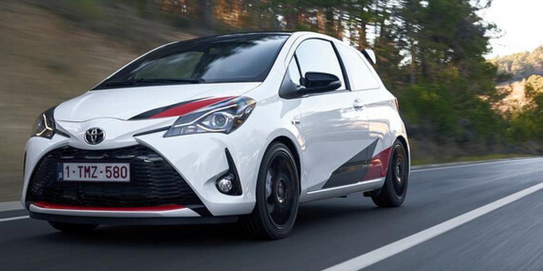 Toyota Yaris GRMN – im mniej, tym lepiej
